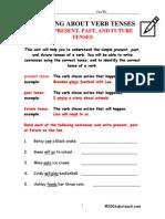 grammar simpleverbtenses 1