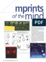 Imprints of the mind