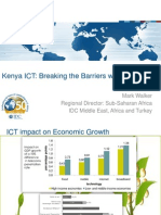 Day 1-Mark Walker-IDC-Setting the ICT Development Agenda for the Next Five Years-ConnectedKenya 2014