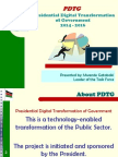 Day 1-Mwende Gatabaki-Presidential Digital Transformation of Government-Measuring Effects of Strategic National Projects on Kenyan Economy-ConnectedKenya 2014
