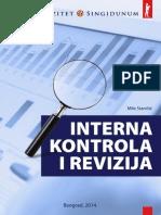 US - Interna Kontrola i Revizija