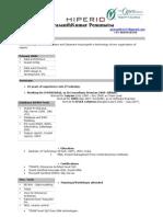 Prashant - Data Modeler - Total 10 Yrs Exp - 4 Yrs as Data Modeler