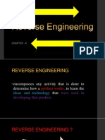 Lecture 13 Reverse Engineering