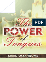 The Power of Tongues By Pastor Chris Oyakhilome