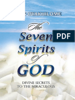 The Seven Spirits of God By Pastor Chris Oyakhilome