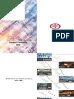 Erdemir Product Catalog 2013