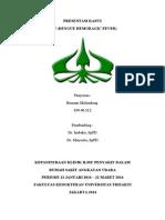 Presentasi Kasus Interna RSAU Dhf