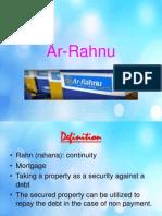 AR-RAHNU