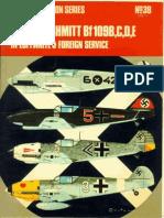 (eBook) - Osprey Publishing - Aircam Aviation Series No. 039 - Messerschmitt Bf 109B-C-D-E in Luftwaffe and Foregin Service