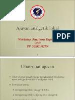 11 Ajuvan Analgetik Lokal CPD 2012