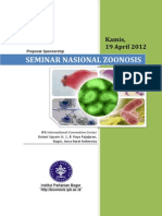 Proposal Sponsorship Zoonoisis