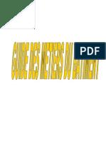 Guide Des Metiers Du Batiment 1