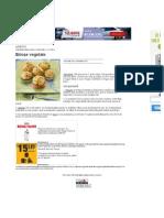 Brioşe vegetale _ Articole _ Click pentru femei!