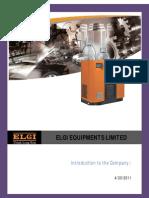 Company Profile Elgi