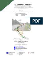 24. Lap Analisa Hidrologi Dan Perhitungan Drainase