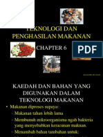 Bab 6-Teknologi Makanan
