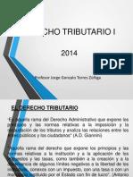 Apunte Derecho Tributario Primera Parte 2013