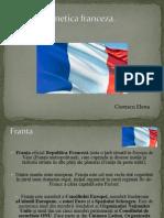 Franta, Cosmetica Franceza