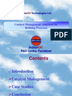 Catalyst Management Solutions