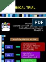 Uji Klinik 2014