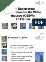 Ceswi Presentation