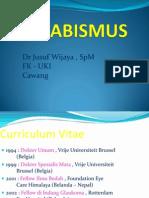Dr. Jusuf Wijaya - Strabismus