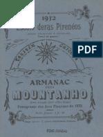 Armanac dera Mountanho. - Annado 25, 1932