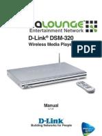 DSM 320 Manual