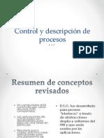 Capitulo III. Control y Descripcion de Procesos