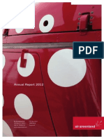 130425 Air Greenland Annual Report 2012