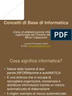 Concetti Di Base Di Informatica 1224287853416647 9
