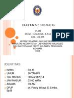 Suspek App