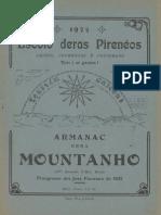 Armanac dera Mountanho. - Annado 31 d'Era Bouts, 1935