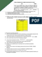 Evaluacion Final Excel Febrero 2014
