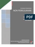 Panduan Non Akademik (Skripsi) FP UB