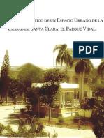 ANÁLISIS FLORÍSTICO DE UN ESPACIO URBANO DE LA CIUDAD DE SANTA CLARA; EL PARQUE VIDAL