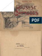 Houses and cottages, book no. 7 (1893)