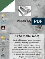 Presentasi Logam Mulia; Au,Ag dan Cu