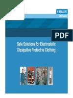 Bekaert Solutions for Esd Clothing