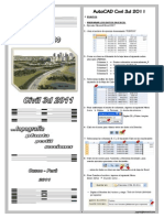 Manual Practico Civil3d 2011 Actualizado