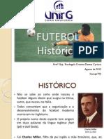 Futebol Aula01 Histrico