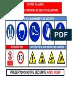 Signalisation Securite