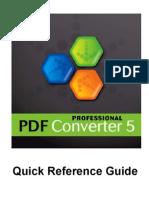 Nuance PDF Converter - Guide