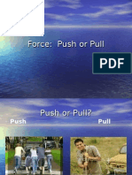 Force Push or Pull