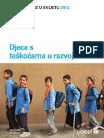 UNICEF Djeca s Teskocama