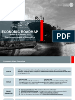 Puerto Rico Economic Roadmap January2014