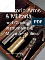 Historic Arms & Militaria | Skinner Auction 2724M