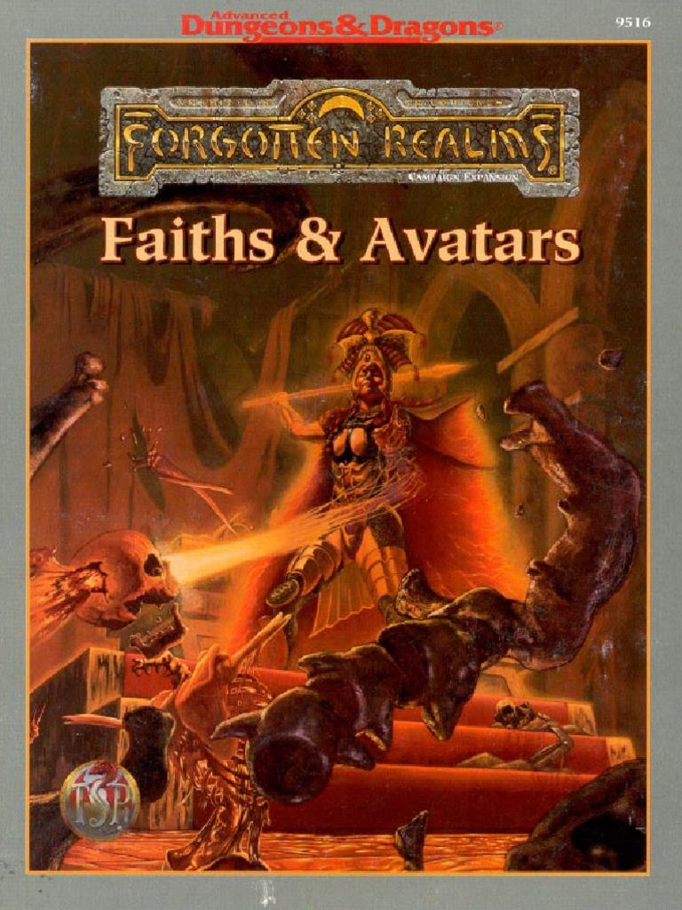 Winged Avatars Of Memory And Return >> Forgotten Realms Faiths Avatars D20 System Fantasy Worlds