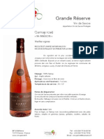 Gamay Rosé Mr MASSON