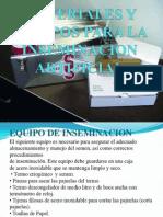 Materiales y Equipos Para La Inseminacion Artificial